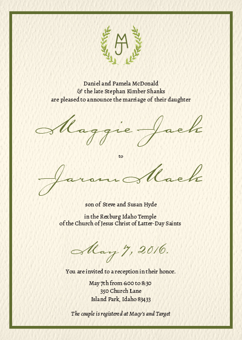 maggieweddinginvitation